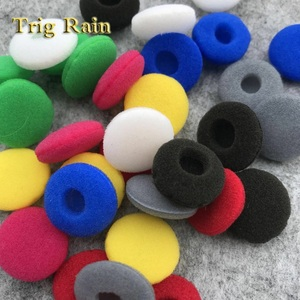 Image 5 - 20pcs ear pads for headphones Foam 18mm Sponge Bluetooth Earphones Replacement earphone Earpads Covers MP3 MP4 Moblie Phone