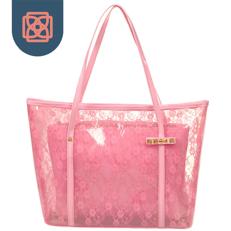 Popular clear designer totes buy cheap clear designer for Designer beach bags and totes