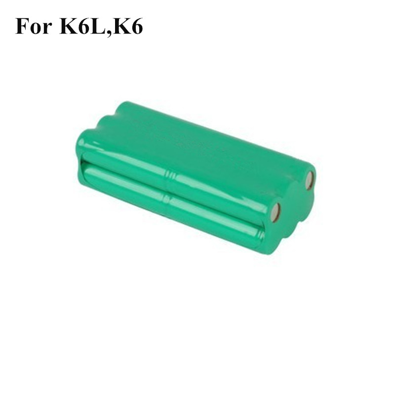 (For K6L,K6) Battery Pack for Robot Vacuum Cleaner,DC14.4V,1500mAh,Ni-MH Battery 2017 hot sale 14 4v ni mh 3500mah vacuum cleaner sweeping robot rechargeable battery pack for kv8 xr210 fm 019 indream9200 etc