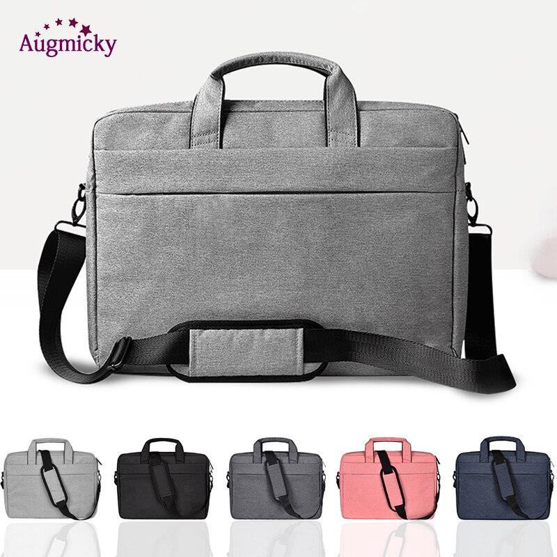 """15.6/""""Notebook laptop Messenger Pouch Shoulder Case Bag Handbag For Dell Lenovo"""