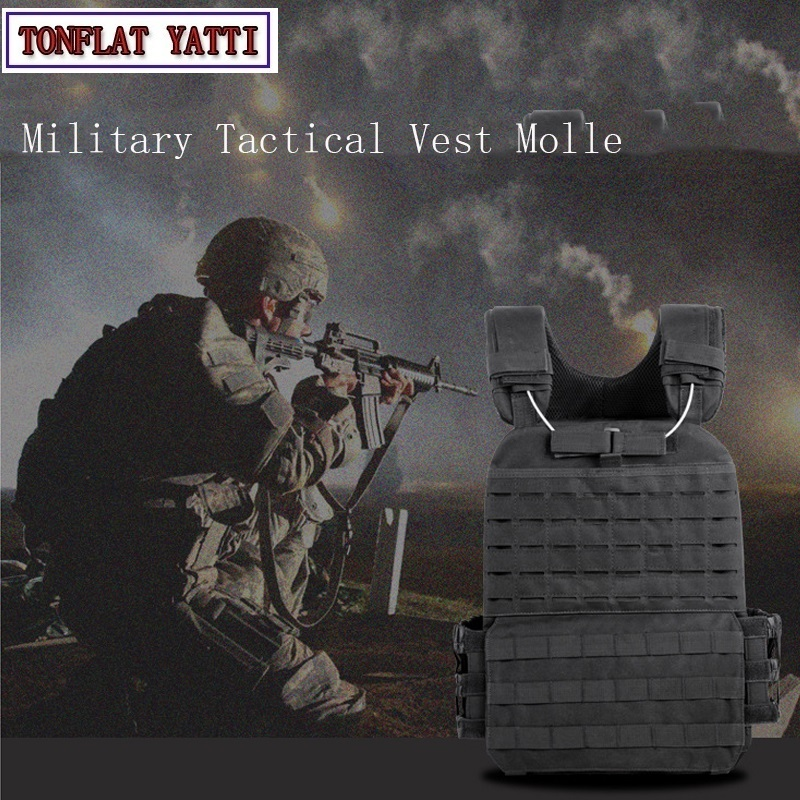 New 2018 Military Tactical Vest Molle High Density Oxford Tatico Quick Disassembly Combat plate carrier Vest Free Shipping : 91lifestyle