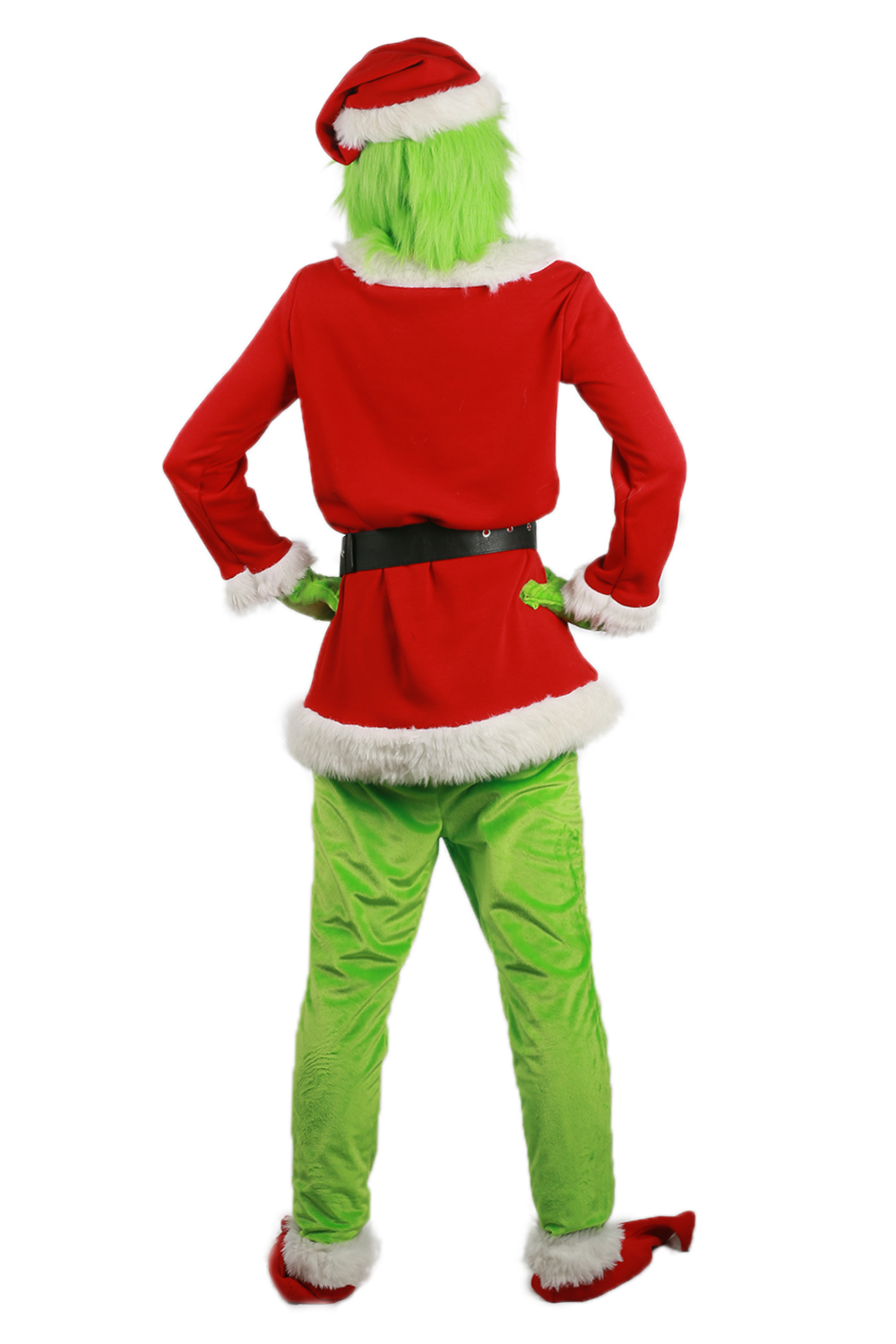 grinch costume movie how the grinch stole christmas cosplay outfit full set fancy dress for adults moviemovie how the grinch stole christmas