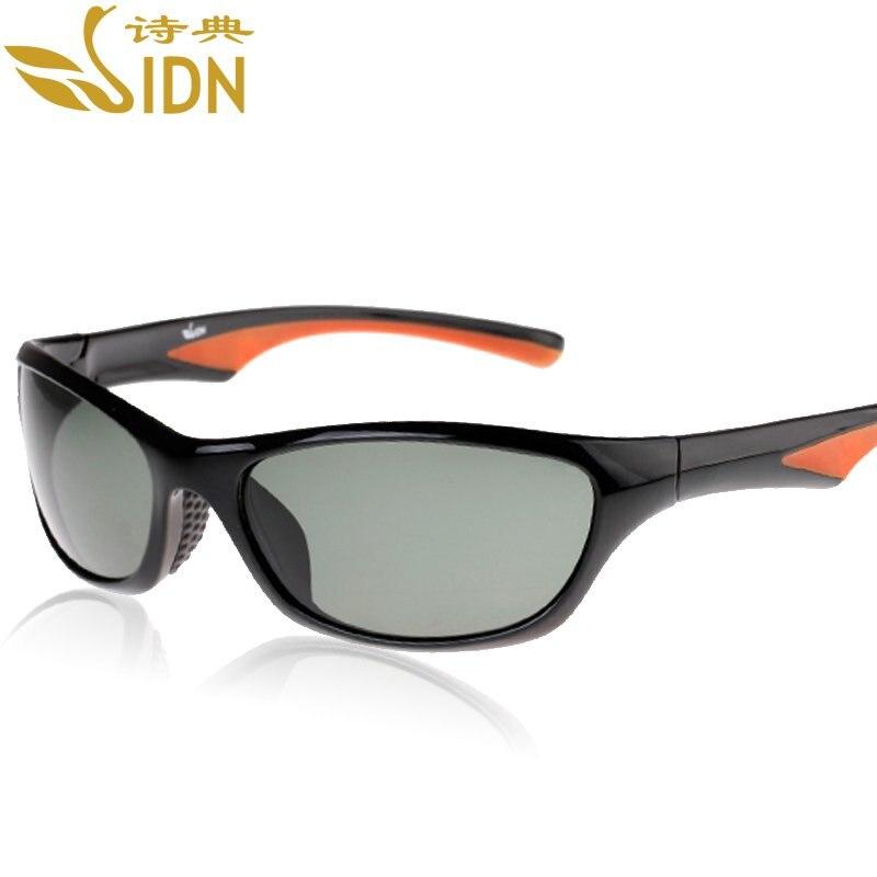 The left bank of glasses sidn male polarized sunglasses driver mirror sunglasses 802