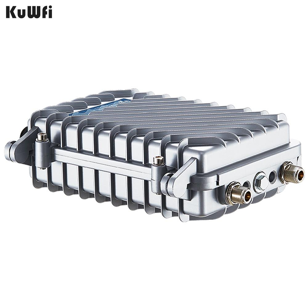 Image 2 - Высокая мощность 300 Мбит/с Открытый Беспроводной роутер CPE Wifi ретранслятор WiFi усилитель сигнала длинный Wifi точка доступа маршрутизатор-in Беспроводные маршрутизаторы from Компьютер и офис