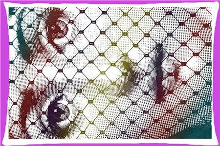 UKPI-F107 Top Vente Drôle Piero Fornasetti Personnalisé Fermeture Éclair Rectangle Taies D'oreiller s Taille 50x75 cm (Deux côtés) UI12