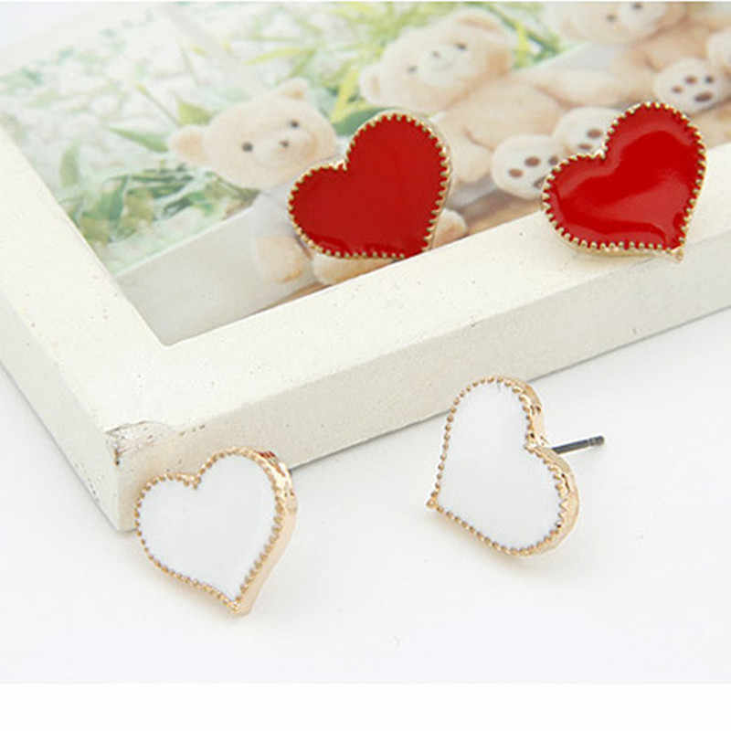 hot New European And American Jewelry Full Of Love Drip Earrings Wholesale Women Phnom Penh