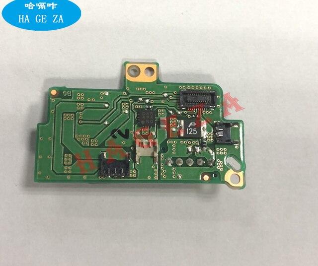 100% nouvelle carte dalimentation D7500 dorigine pour Nikon D7500 carte cc/cc carte de pilote de carte PCB 12A16 pièce de réparation de remplacement de caméra