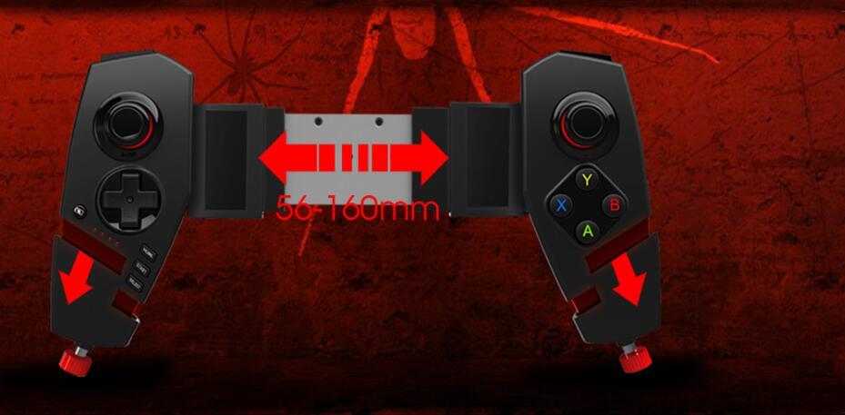 جويستك للتحكم بالالعاب في اجهزة الاندرويد والايباد الاتصال بالبلوتوث IPEGA 9055 PG-9055 3