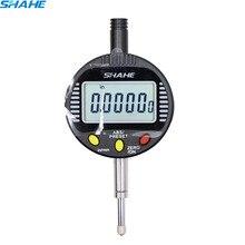 0,001 мм Высокая точность электронный цифровой микрон индикатор инструмент точность цифровой Электронный микрометр манометр инструмент