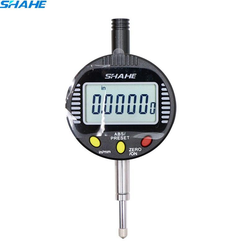 0.001mm di Alta Precisione Elettronico Digitale Micron Indicatore di Precisione Dello Strumento Elettronico Digitale Micrometro Calibro Strumento