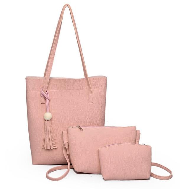 Wholesale 2017 New Women Messenger Shoulder Bag Portable Leisure Simple Child Trend Handbags Women Bag