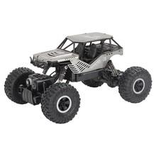 Супер машина из сплава RC внедорожный автомобиль 4wd Высокая скорость большой лазание автомобиль гусеничный тип скалолазания Автомобиль Дистанционное управление игрушка
