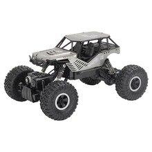 Süper alaşım Rc araba off road araç 4wd yüksek hızlı büyük ayak tırmanma araba paletli tip tırmanma araba uzaktan kontrol oyuncak