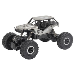 Image 1 - Super alloy Rc car off road vehicle 4wd high speed big foot climbing car crawler type climbing car remote control toy
