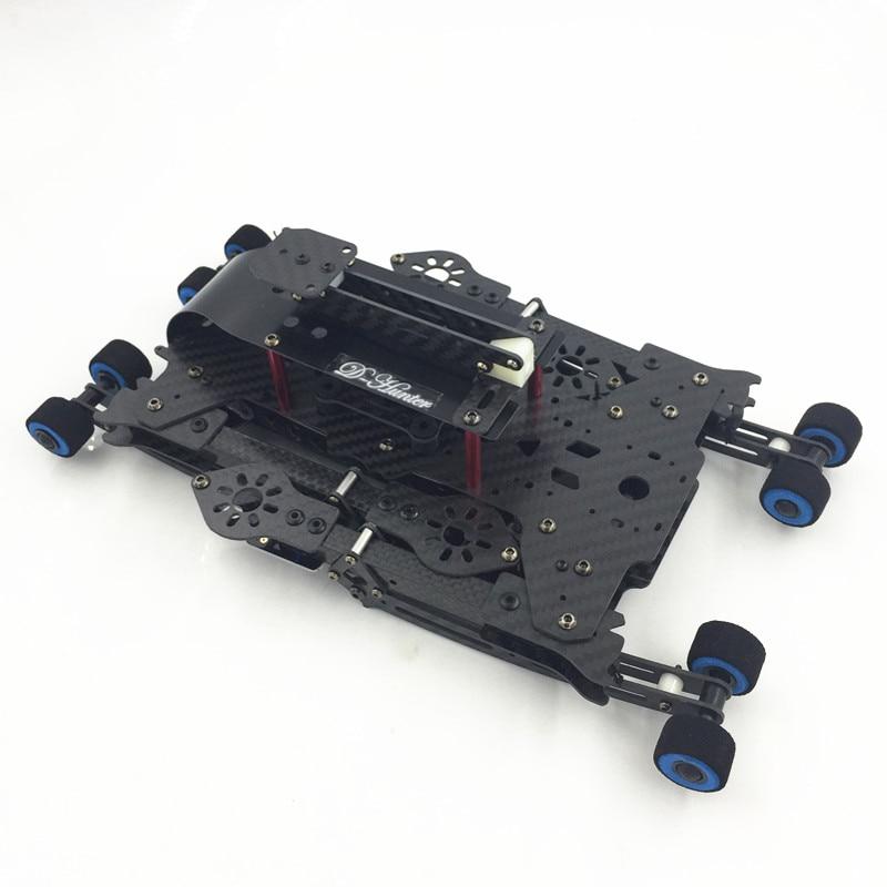 미니 dh410 fpv 접이식 탄소 섬유 quadcopter 프레임 fpv 개폐식 착륙 스키드 410mm 휠베이스 diy 레이싱-에서부품 & 액세서리부터 완구 & 취미 의  그룹 2