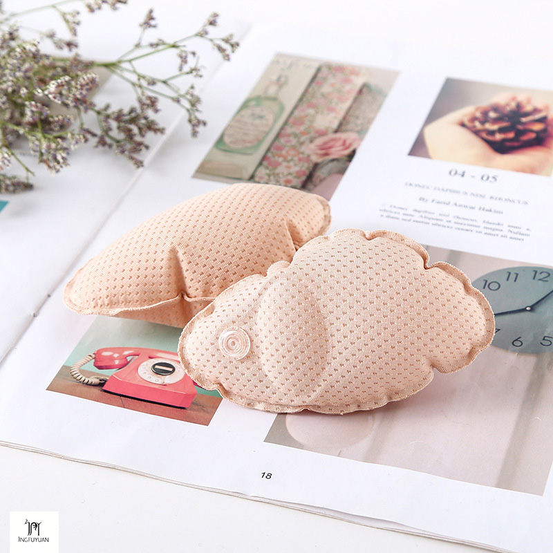 Reusable Breast Pads Sexy Bikini Enhancers Adjustable Inflatable Air Bra Pads Carriable Pads For Bra Push Up Design Bra Inserts