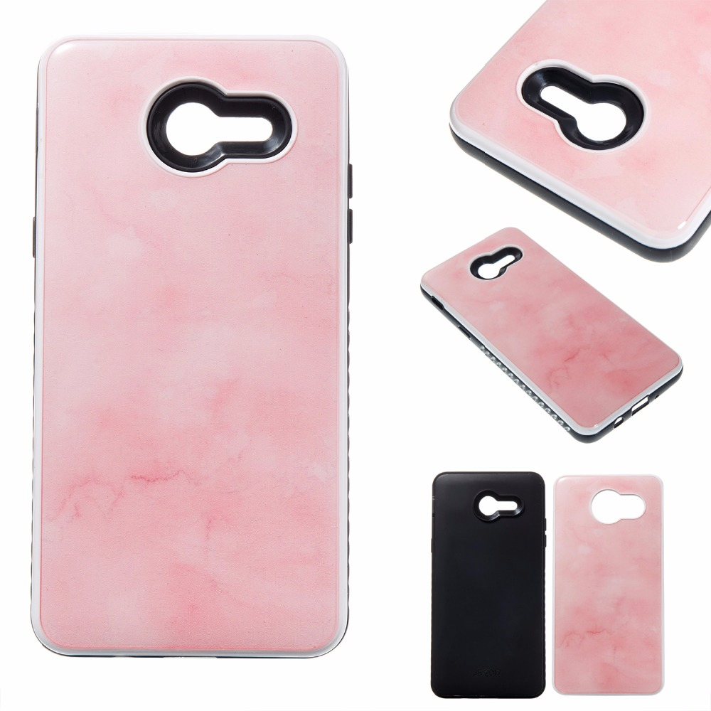 Phone Case For Samsung Galaxy J510 J5 Prime 2015 2016 2017 Thin 2 in 1 Drops