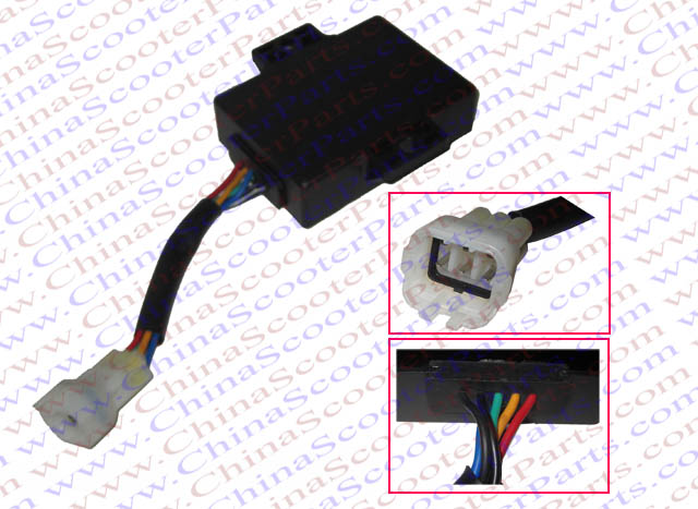 6 Pin CDI For XinYang Kazuma Jaguar 500 500cc Panda ATV Quad parts цена