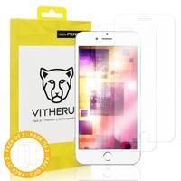 OURO-Pack de 2 2.5D Premium de Vidro Temperado para o iphone 6 +/6S +