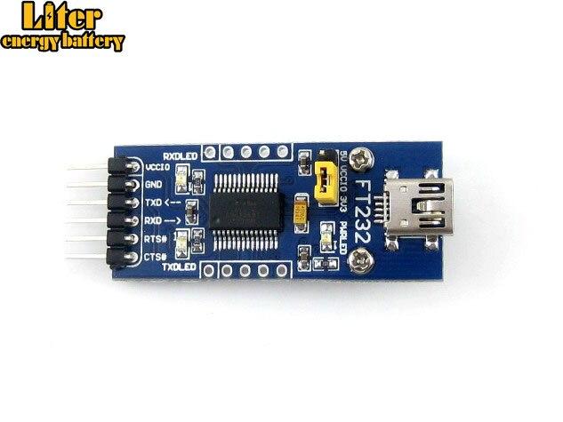 FT232 USB UART Board (mini) FT232RL Module FT232 USB 3.3 V 5 V à TTL Module adaptateur série FT232RL USB Mini Port