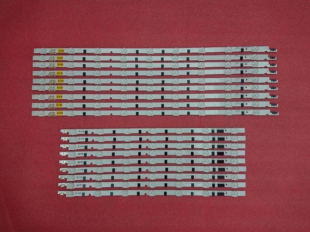 New Kir 18 PCS set LED backlight strip for Samsung TV UN50F5000AF UN50F5000 BN96 27900A
