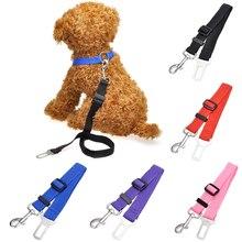 Mogoko Hot Style Cat Dog Car Safety Seat Belt Harness Adjustable Pet Puppy Pup Hound Vehicle Seatbelt Lead Leash Drop Shipping