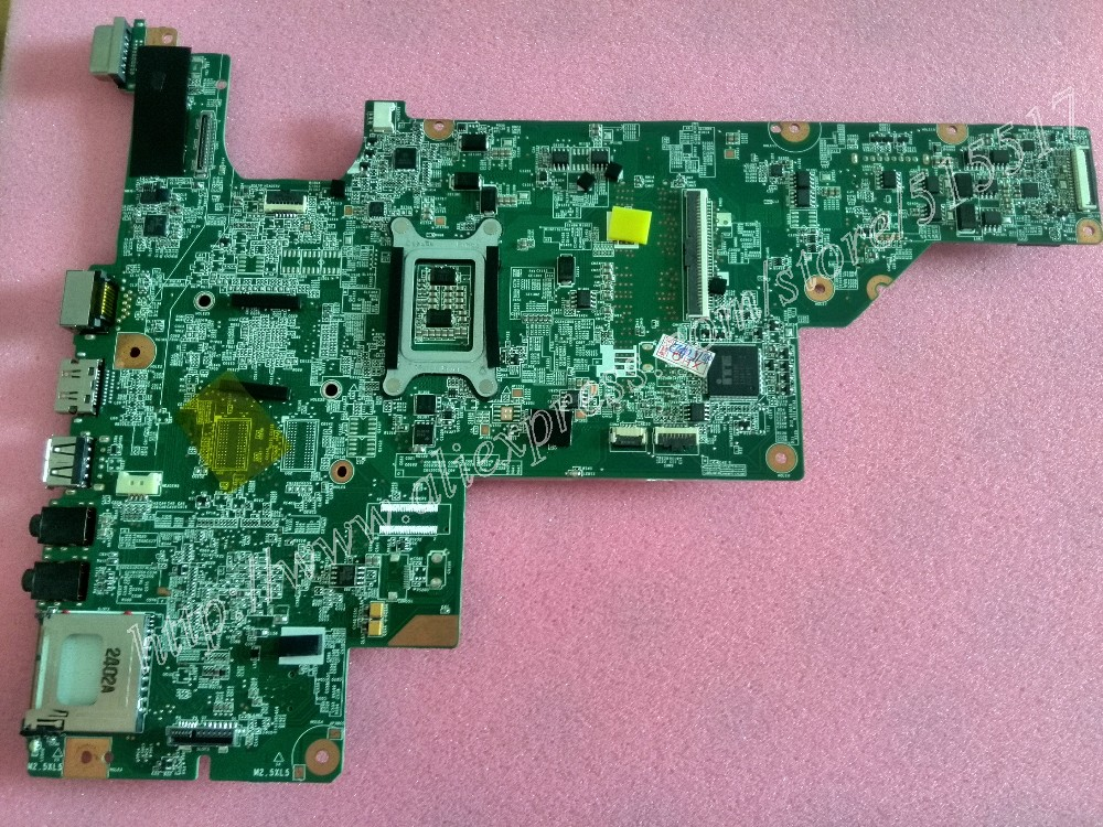 ФОТО Free Shipping For HP 630 631 430 431 Motherboard 646671-001 Main Card