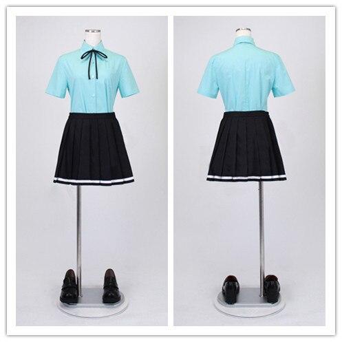 Kuroko No Basketball (Kuroko's Basketball) Momoi Satsuki / murasakibara atsushi / kise ryota uniform cosplay Halloween цены онлайн