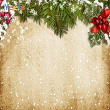 Yeele Christmas Photocall Grunge Paper Party Decor Photography Backdrops Personalized Photographic Backgrounds For Photo Studio