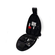 เดิมVapesoonกระเป๋าสะพายกล่องกระเป๋าสำหรับบุหรี่อิเล็กทรอนิกส์โทรศัพท์มือถือธนาคารอำนาจมืดสี