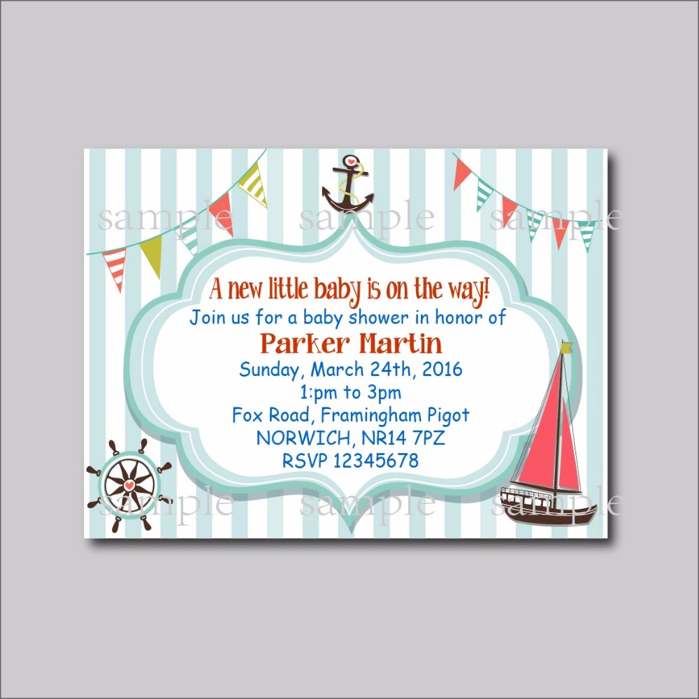 baby shower the navy lady invitations invitation boys chevron products shop red invite nautical boy and