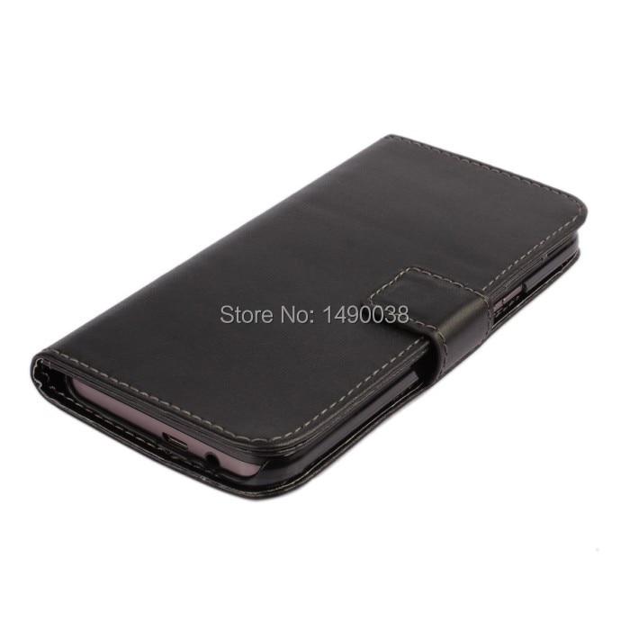 Svart högkvalitativt PU-läderplånbok för HTC One M9 Cover Flip - Reservdelar och tillbehör för mobiltelefoner - Foto 6