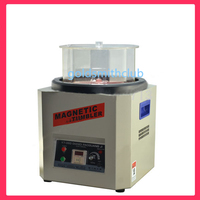 1300g Tumbler Polisher for goldsmiths Magnetic Tumbler Jewelry Polishing Tool magnetic tumbler polisher Two Ways