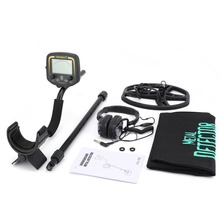 TX-850 Professional Underground Metal Detector Handheld Treasure Hunter Gold Digger Finder With Headphone LCD Display цена