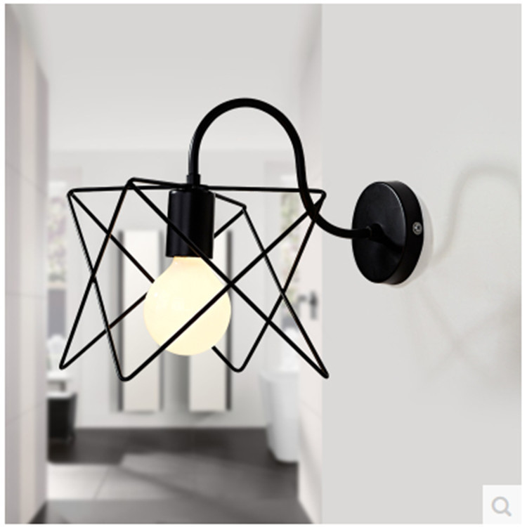 industry contracted and contemporary art lights Nordic corridor sitting room wall lamp of bedroom the head of a bedindustry contracted and contemporary art lights Nordic corridor sitting room wall lamp of bedroom the head of a bed