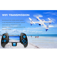 XBM-55w 2.4G 4CH 6-Axis Gyro HD WiFi Real Time Transport Aircraft/Stretch Remot RC helicopter