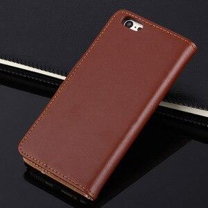 Image 4 - Voor Iphone Xs Max Xr 6 6S 7 8 Plus Case Echt Lederen Cases Voor Iphone X 11 12 mini Pro Max 5 5S Se 2020 Wallet Cover Tassen