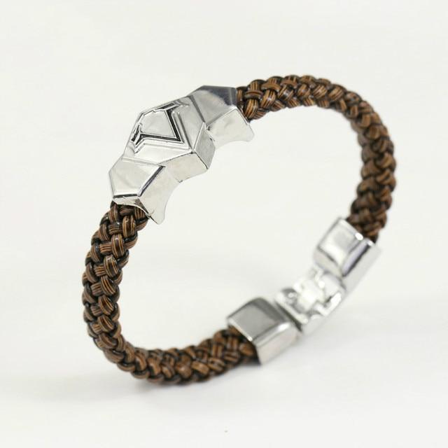 One Piece Titan Death Note Wristband Bracelet