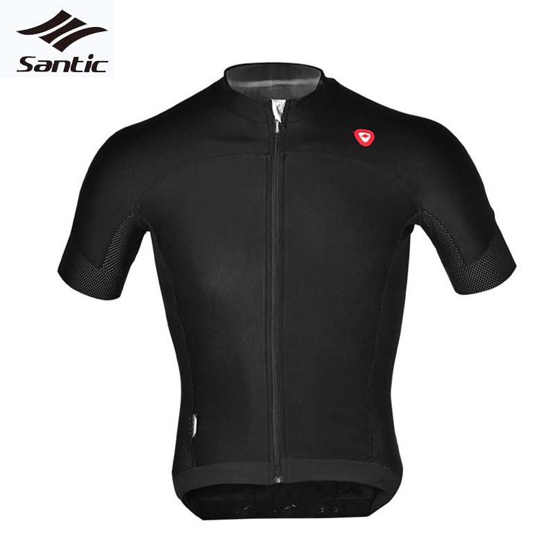 Santic Cycling Jersey 2017 Summer Breathable Bicycle Clothing Short Sleeve MTB Road Bike Jerseys Shirt Sports Ropa Ciclismo new team teleyi cycling jerseys 2017 short sleeves summer breathable cycling clothing pro mtb bike jerseys ropa ciclismo