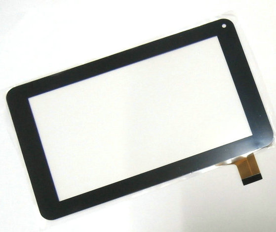 New For 7 inch DEXP Ursus Z170 Kid's Tablet capacitive touch screen panel Glass Sensor Replacement Free Shipping new 7 inch tablet pc mglctp 701271 authentic touch screen handwriting screen multi point capacitive screen external screen