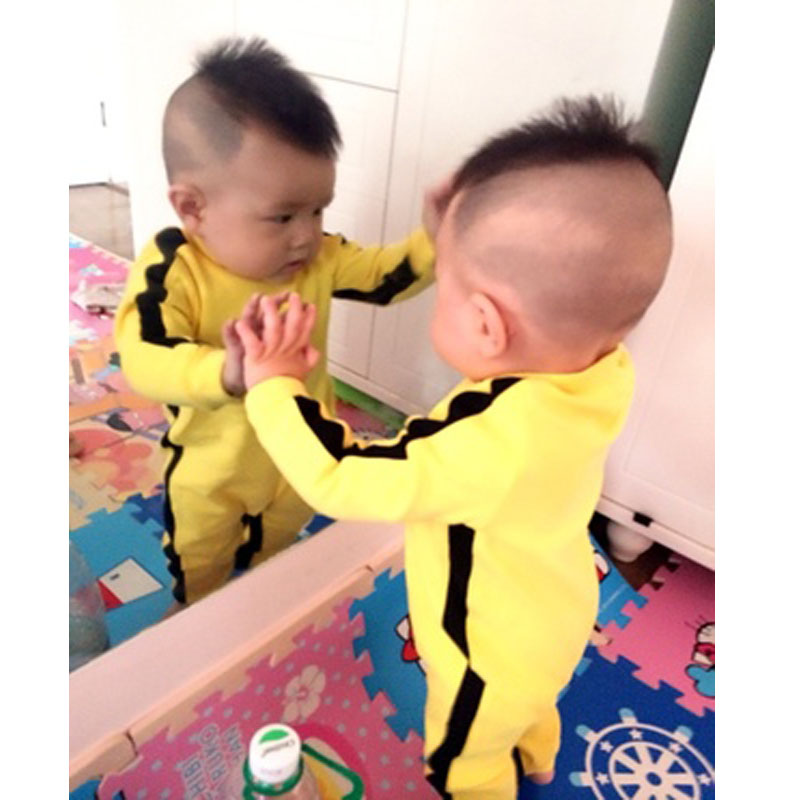 Bruce Lee Yellow Jumpsuit Toddler Sale Off61 Discounts