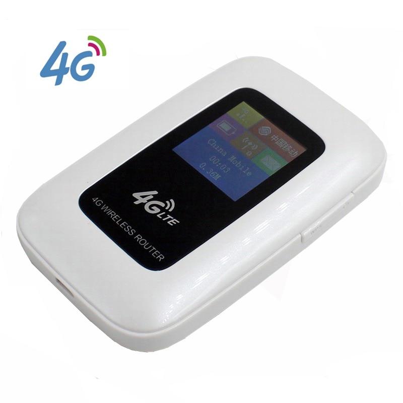 G LTE M portable G LTE router