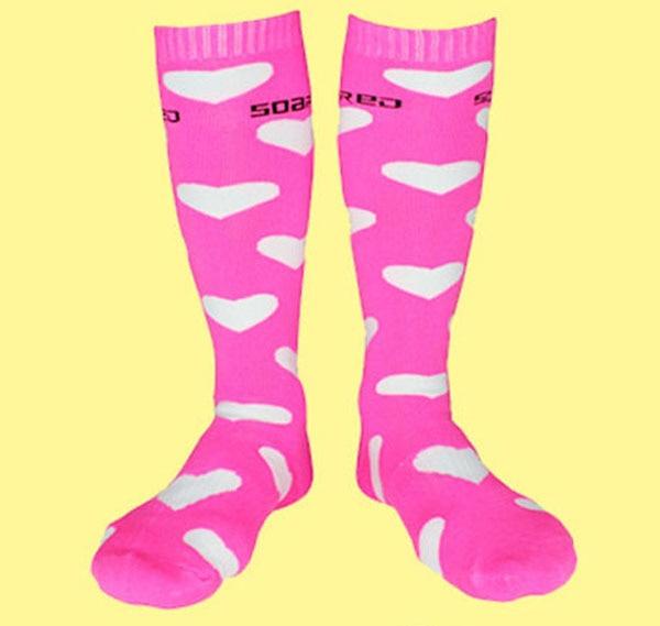 Winter Thermal Ski Socks Women Cotton Snowboard Cycling Socks Thick Super Warm Knee High Socks Leg Warmers Outdoor Sport Socks