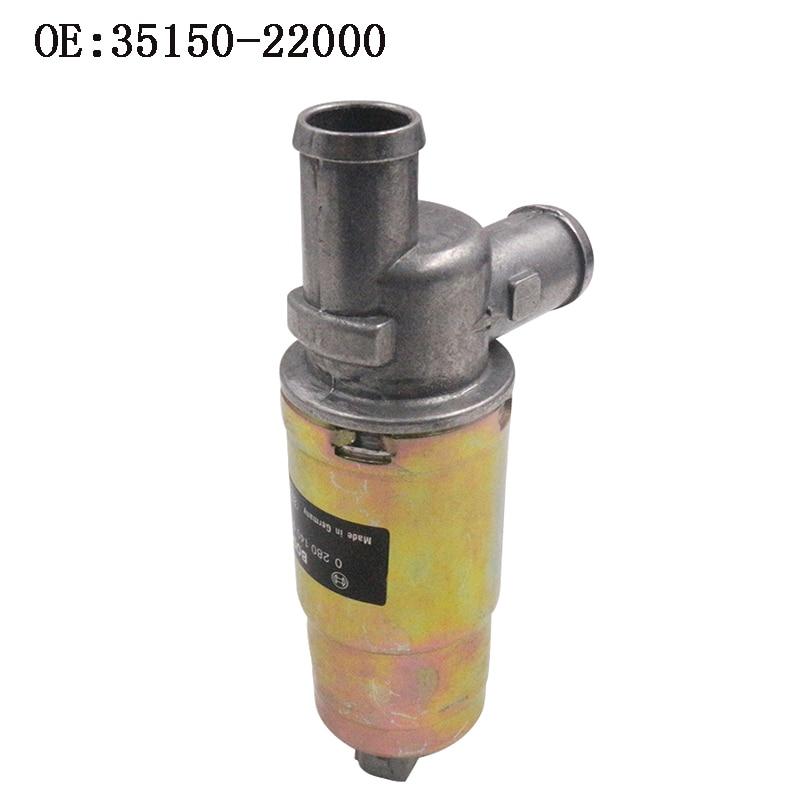 YAOPEI For Hyundai Accent Elantra Kia Idle Air Control Valve High Quality 35150-22000 3515022000 0280140505 034133455