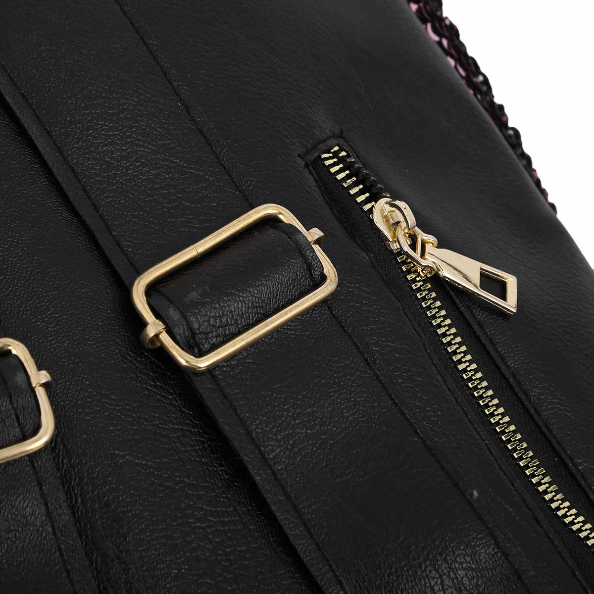 Женский балетный рюкзак сумка для дискотеки для девочек балетный рюкзак большой емкости Блестящий блестящий PU рюкзак на плечо дорожная сумка школьный