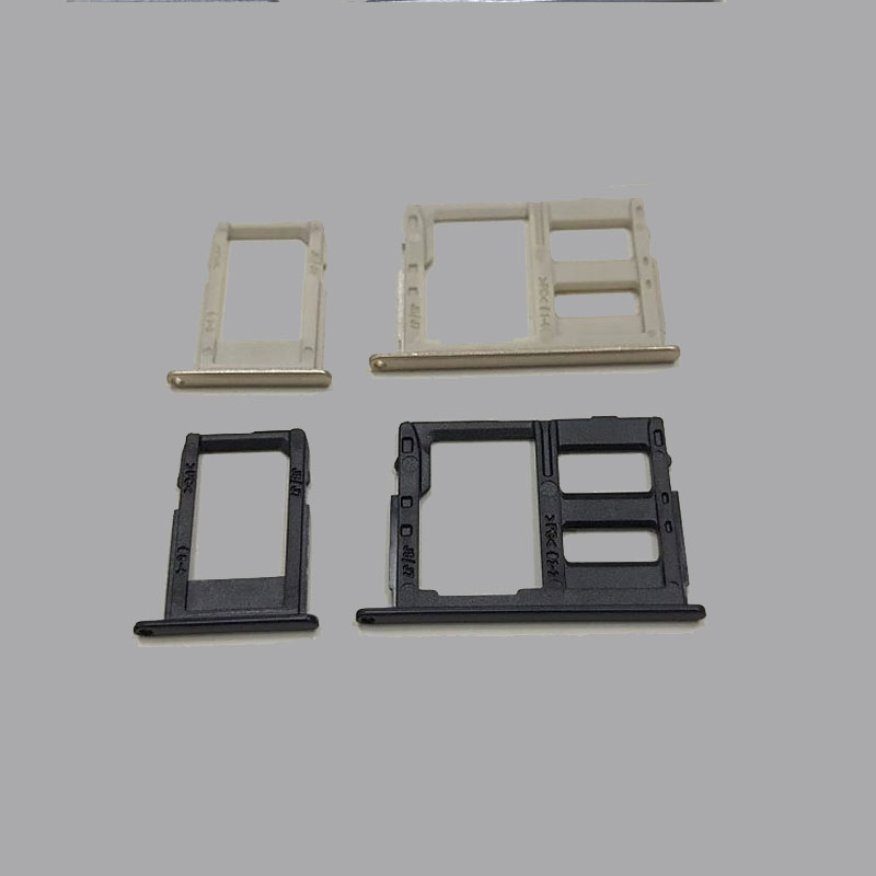 1sets for Samsung Galaxy J3 J5 J7 2017 pro J330 J530 J730 SIM Micro SIM Card Tray Holder Micro SD Card Slot Holder Adapter