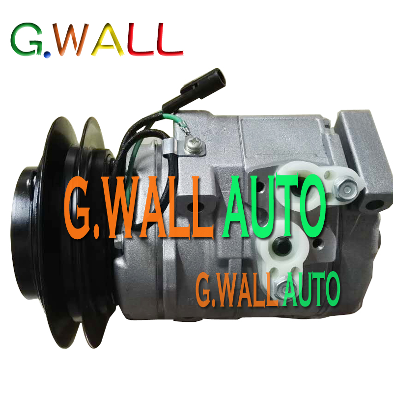 HIGH QUALITY 10S15C A/C AC COMPRESSOR FOR CAR HINO TRUCK 447170-6460 447220-3514 24V