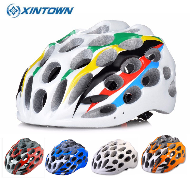 XINTOWN Brand Cycling Helmet With Insect Net In-mold 41 Vents MTB Bicycle Helmet Ultralight Bike Helmet Casco CiclismoXINTOWN Brand Cycling Helmet With Insect Net In-mold 41 Vents MTB Bicycle Helmet Ultralight Bike Helmet Casco Ciclismo