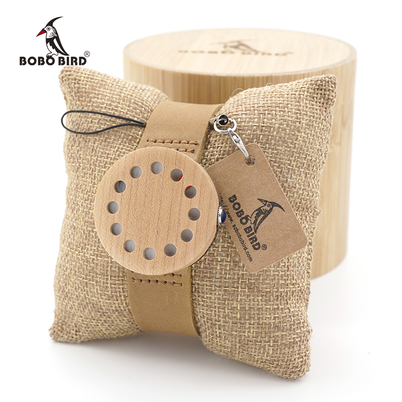 BOBO BIRD Mens 12 Holes Design Unique Wood Watches Top Brand Design Elegant Wooden WristWatches watches men luxury brand bobo bird brand men watches casual luxury wood watches reloj masculino men wooden wristwatch gifts top items g24