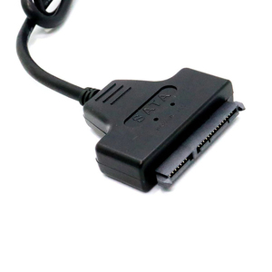 """Image 5 - USB 2.0 To SATA 22 Pin 7+15 Pin  Adapter Cable for 2.5"""" inch Hard Disk Drive HDD"""